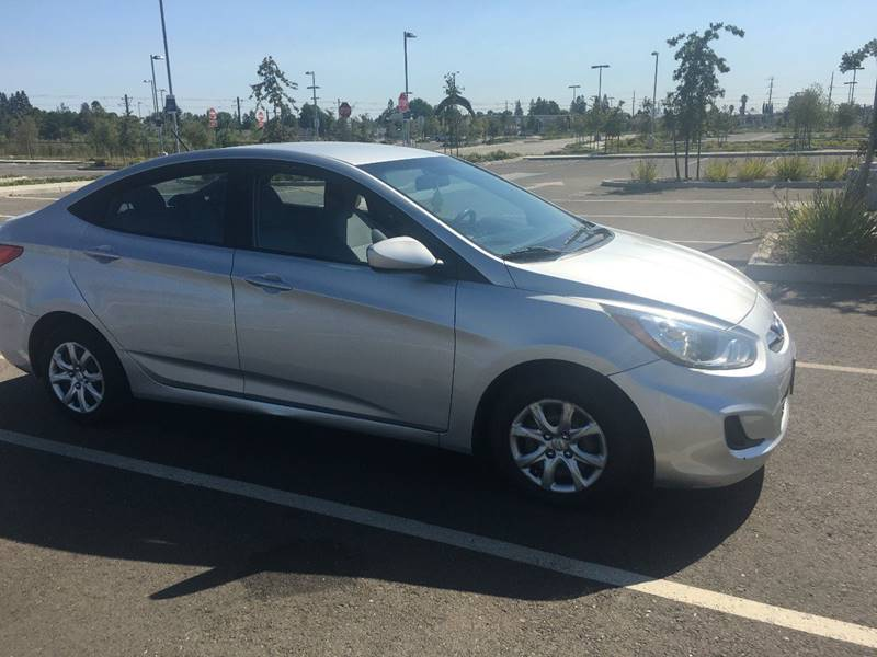 2013 Hyundai Accent for sale at Golden Gate Auto Sales in Stockton CA