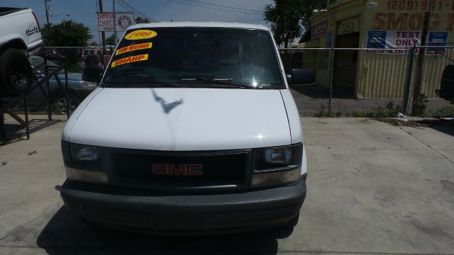 1999 GMC Safari Cargo for sale at Golden Gate Auto Sales in Stockton CA