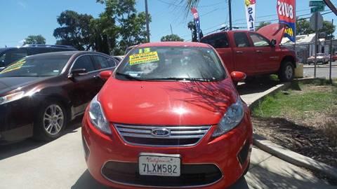 2013 Ford Fiesta for sale in Stockton, CA