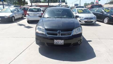 2011 Dodge Avenger for sale at Golden Gate Auto Sales in Stockton CA