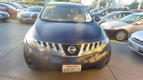 2010 Nissan Murano for sale in Stockton, CA