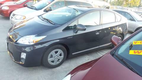 2010 Toyota Prius for sale at Golden Gate Auto Sales in Stockton CA
