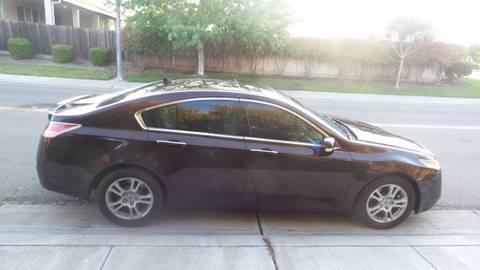 2011 Acura TL for sale at Golden Gate Auto Sales in Stockton CA