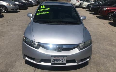 2011 Honda Civic for sale in Stockton, CA