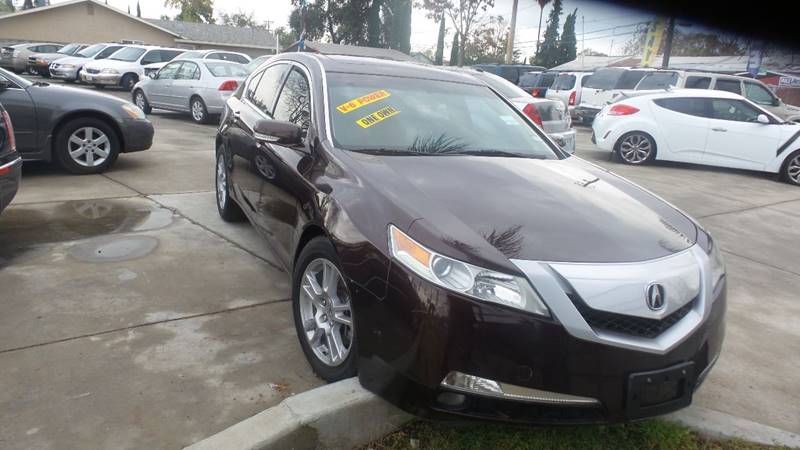 2011 Acura TL for sale at Golden Gate Auto Sales in Stockton CA