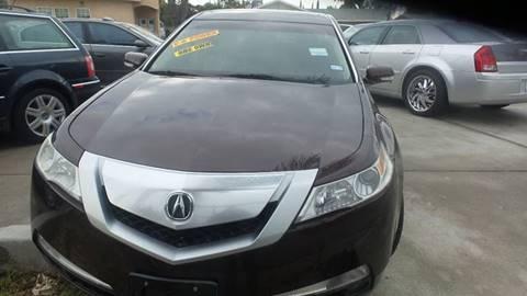 2011 Acura TL for sale in Stockton, CA