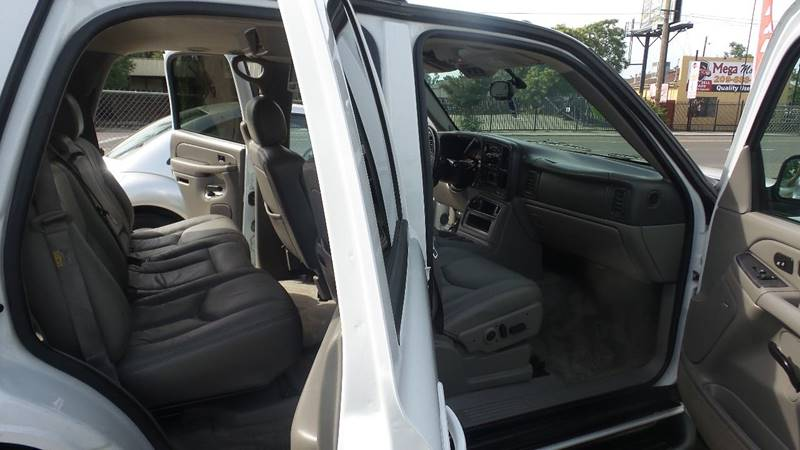 2004 Chevrolet Tahoe for sale at Golden Gate Auto Sales in Stockton CA