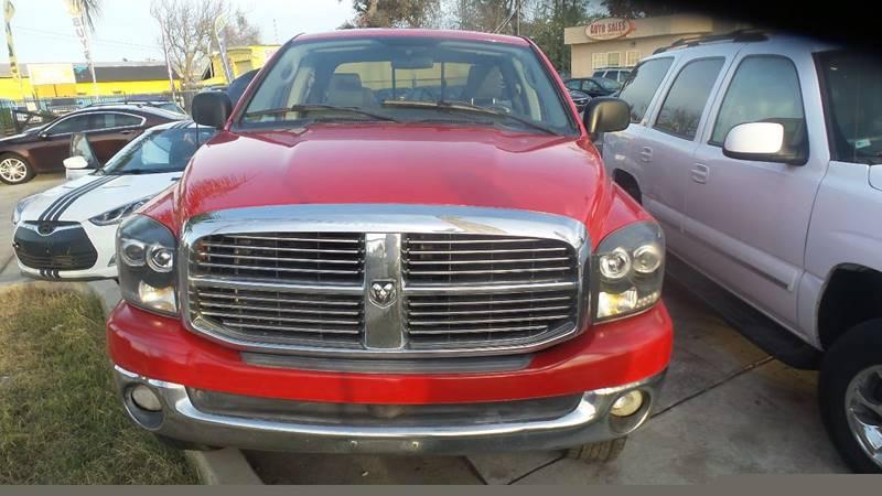 2006 Dodge Ram Pickup 1500 for sale at Golden Gate Auto Sales in Stockton CA