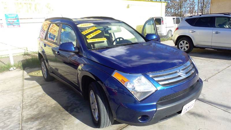 2008 Suzuki XL7 for sale at Golden Gate Auto Sales in Stockton CA
