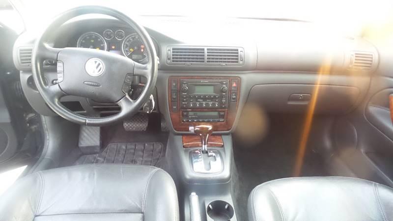 2005 Volkswagen Passat for sale at Golden Gate Auto Sales in Stockton CA