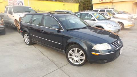 2005 Volkswagen Passat for sale at Golden Gate Auto Sales in Stockton CA