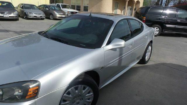 2004 Pontiac Grand Prix for sale at Golden Gate Auto Sales in Stockton CA