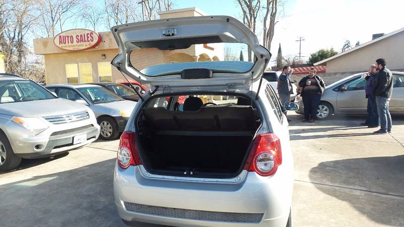 2010 Chevrolet Aveo for sale at Golden Gate Auto Sales in Stockton CA