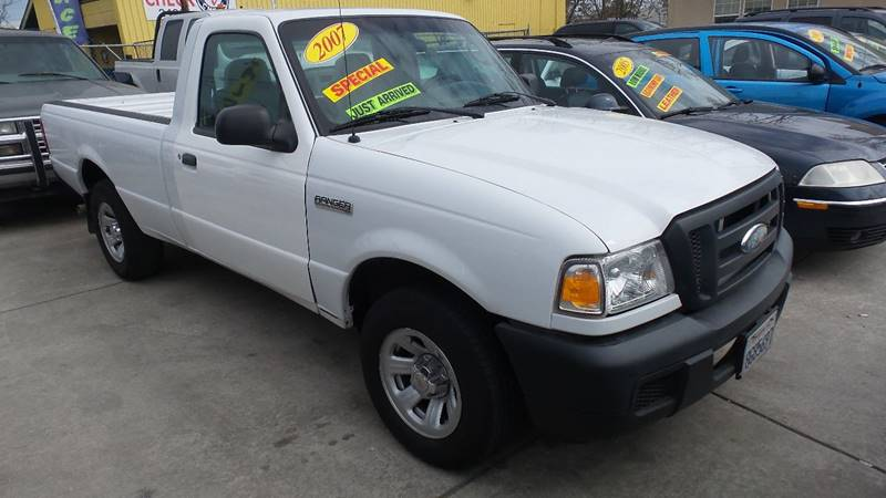 2007 Ford Ranger for sale at Golden Gate Auto Sales in Stockton CA