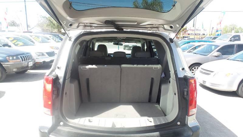 2008 Suzuki XL7 for sale at Golden Gate Auto Sales in Stockton CA