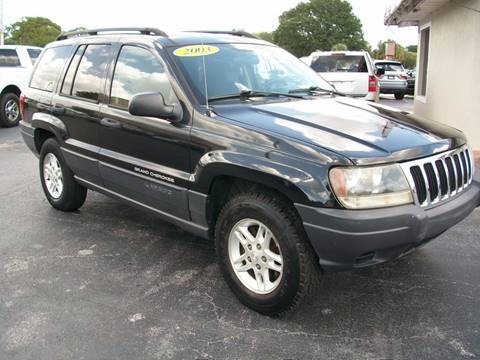 2003 Jeep Grand Cherokee for sale in New Port Richey, FL