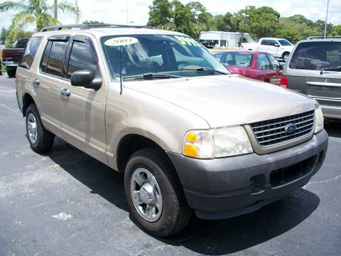 2003 Ford Explorer for sale in New Port Richey, FL
