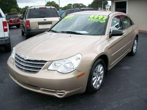 2009 Chrysler Sebring for sale in New Port Richey, FL