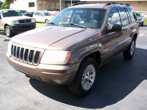 2002 Jeep Grand Cherokee for sale in New Port Richey, FL