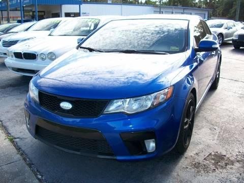 2010 Kia Forte Koup for sale in New Port Richey, FL