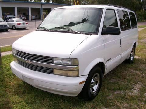 2002 Chevrolet Astro for sale in New Port Richey, FL