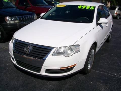 2007 Volkswagen Passat for sale in New Port Richey, FL