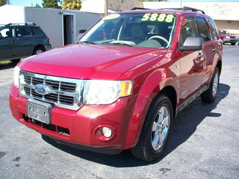 2008 Ford Escape ...