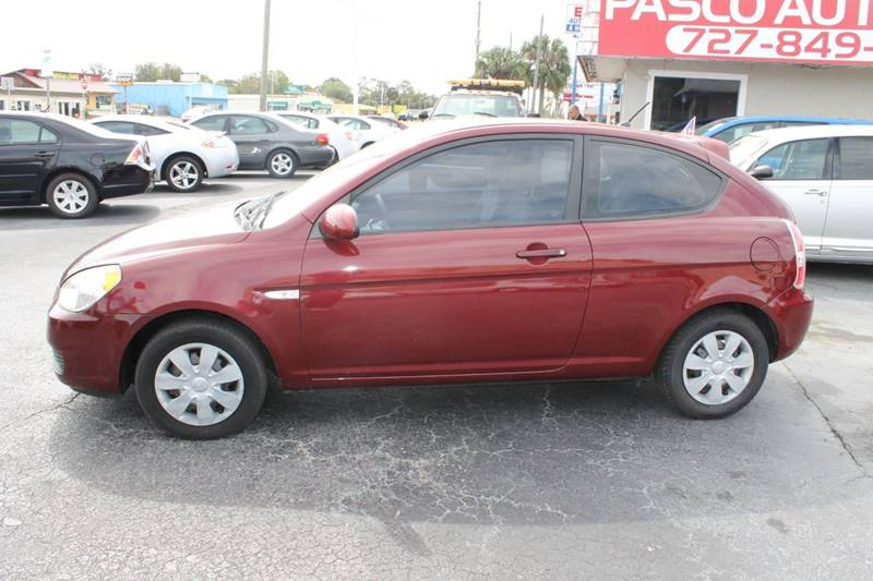 2007 hyundai accent gs red gallery