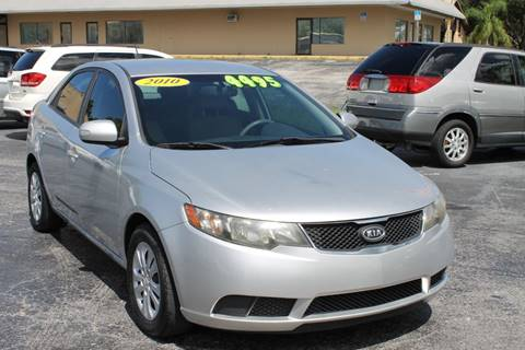 High Quality 2010 Kia Forte For Sale In New Port Richey, FL