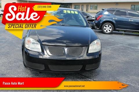 2007 Pontiac G5 for sale in New Port Richey, FL