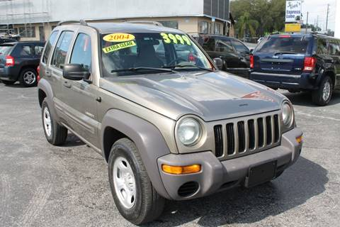 2004 Jeep Liberty for sale in New Port Richey, FL