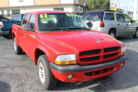 2002 Dodge Dakota for sale in New Port Richey, FL
