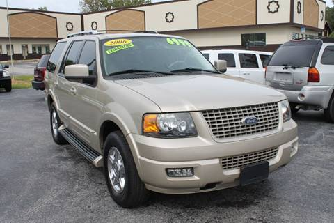 2006 Ford Expedition for sale in New Port Richey, FL