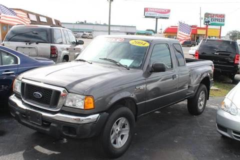 2004 Ford Ranger for sale at Pasco Auto Mart in New Port Richey FL
