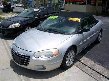 2005 Chrysler Sebring for sale at Pasco Auto Mart in New Port Richey FL