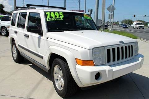2006 Jeep Commander for sale at Pasco Auto Mart in New Port Richey FL