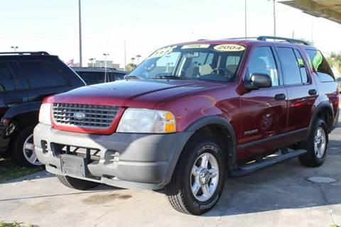 2004 Ford Explorer for sale at Pasco Auto Mart in New Port Richey FL