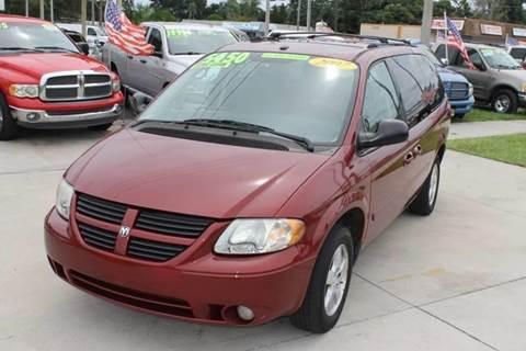 2007 Dodge Grand Caravan for sale at Pasco Auto Mart in New Port Richey FL