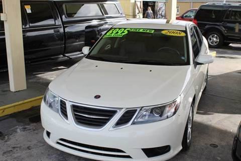 2008 Saab 9-3 for sale at Pasco Auto Mart in New Port Richey FL
