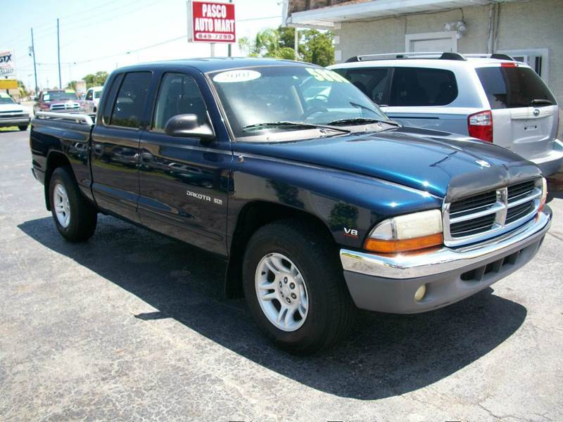 2001 Dodge Dakota for sale at Pasco Auto Mart in New Port Richey FL