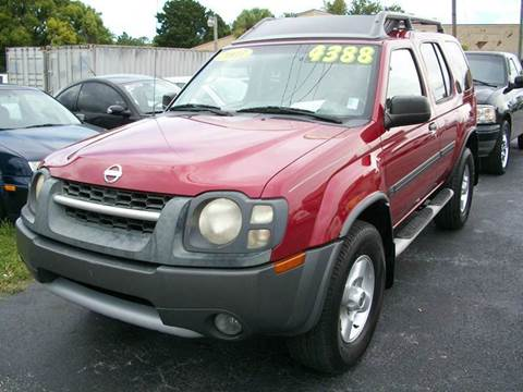 2003 Nissan Xterra for sale at Pasco Auto Mart in New Port Richey FL