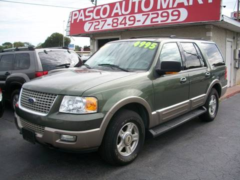 2003 Ford Expedition for sale in New Port Richey, FL