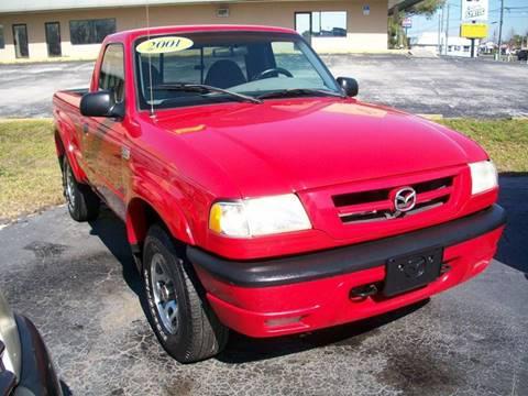 2001 Mazda B-Series Pickup for sale in New Port Richey, FL