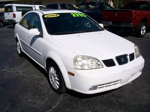 2004 Suzuki Forenza for sale in New Port Richey, FL