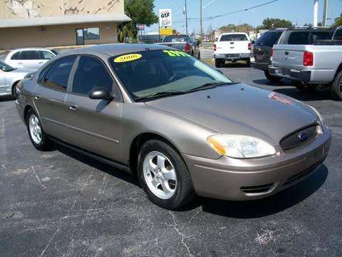 2006 Ford Taurus for sale in New Port Richey, FL