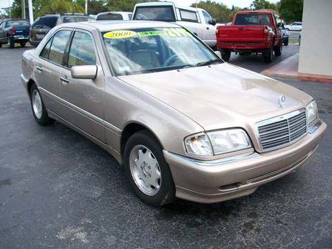 2000 Mercedes-Benz C-Class for sale in New Port Richey, FL