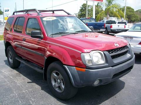 2002 Nissan Xterra for sale in New Port Richey, FL