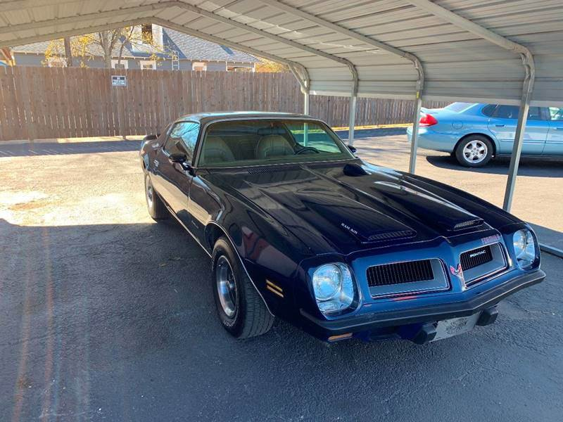 1974 Pontiac Firebird for sale in Killeen, TX