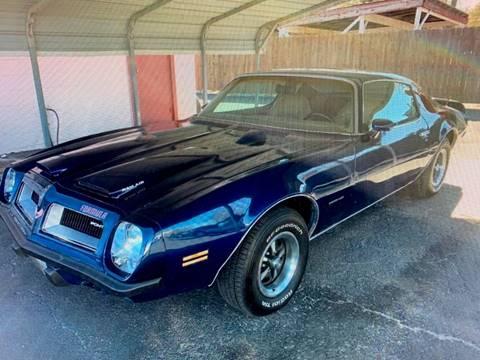 1974 Pontiac Firebird for sale in Killeen, TX