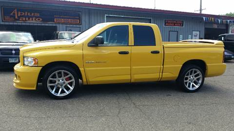 2005 Dodge Ram Pickup 1500 SRT-10 for sale in Jordan, MN